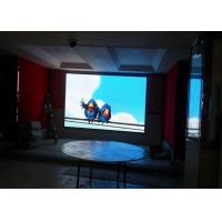 China Stage Background Full Color Led Screen, P4 Led Advertising Display Video Wall on sale
