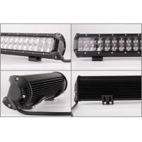 China 4d Lens Waterproof Vehicle LED Light Bar High Intensity 4x4 For Jeep Trucks wholesale