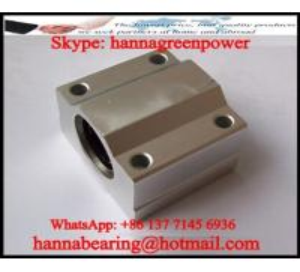 China SC6UU Linear Motion Ball Bearing Sliding Block Bushing 6x30x18mm on sale