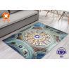 China Polyester Material and Printed Style Muslim Praying Mat Pray Mat Pray Rug wholesale
