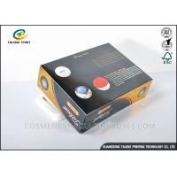 China Embossing CMYK Cardboard Gift Boxes Recycled Paper Materials Environmental Friendly wholesale