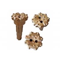 China 5 Inch DTH Drilling Tools High Air Pressure DTH Rock Drill Bit Customized Color wholesale