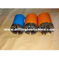 China Core Diamond Drill Bits For Abrasive Hard Formations wholesale