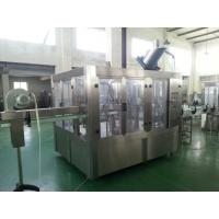 China Stainless Steel 304 Automatic Filling Machine 5 Gallon Bottling Line 1.5 Kw wholesale