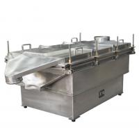 China 1-5 layers High Frequency hot sale industrial linear vibrating sieve machine for plastic particles on sale