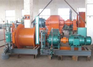 China Reel Width 600mm 22KW Electric Winch Machine wholesale