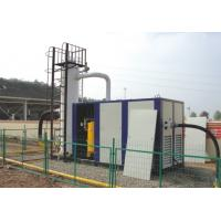 China Electric Natural Gas Oil Injected Screw Compressor , One Stage , 560 kw , 15 bar wholesale