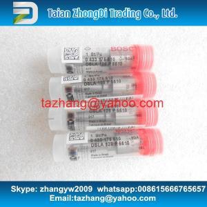 China bosch Original and Genuine Fuel Nozzle 0433175510 , 0 433 175 510 , DSLA128P5510 , DSLA 128 P 5510 on sale