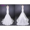 China Straps satin mermaid wedding dresses bridal gowns customize made 2019 wholesale