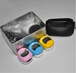 China Kinds color finger tip pusle oximeters on sale