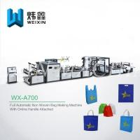 China Non Woven D Cut Bag Making Machine wholesale