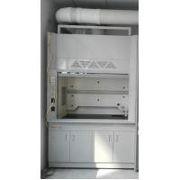 China Laboratory Fume Hood Cupboard With VAV System wholesale