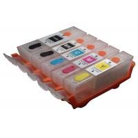 China Canon Refillable Ink Cartridges MG5120 MG5520 , PGI - 225 Empty Ink Cartridges on sale