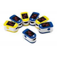 China Digital LED Display Finger Pulse Oximeter Blood Oxygen Saturation Monitor wholesale