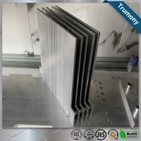 China High Frequency Aluminum Radiator Brazing , Car Radiator Cooling System wholesale