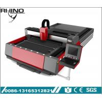 China Aluminium Laser Cutting Machine 500W Raycus Fiber Laser Generator Type wholesale