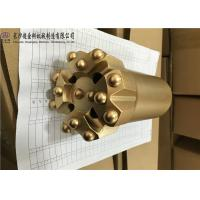 China Alloy Steel Rock Drilling Tools , Small Rock Drill Bits For Tunneling / Quarrying on sale