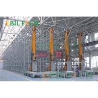 China Warehouse District ASRS Systems Automation Move & Lift Stainless Steel Display wholesale