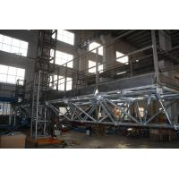China Mast Climbing Aerial Work Platform for Glass Wall Installation wholesale