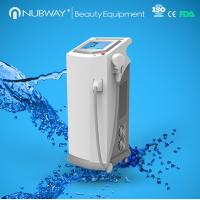 China FDA Cleared World First Fiber Coupled painless 808 Diode Laser hair removal machine wholesale