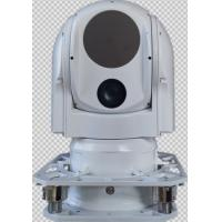 Buy cheap JHP320-B220 Airborne Dual - Sensor Gimbal EO/IR Tracking System from wholesalers