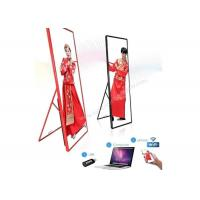 Buy cheap Advertising LED Advertising Player P3 Indoor Poster Mirror Screen High Contrast from wholesalers
