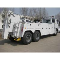 China Integrated tow truck road wrecker wholesale
