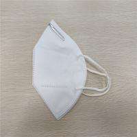 China 4 Ply FFP2 Personal KN95 Respirator Mask Skin Friendly Comfortable Wearing wholesale