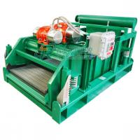 China Drilling Mud Fluids HDD Shaker Tank , API / ISO Certificated Solids Control System wholesale