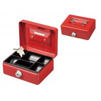 China 5 Inch Lockable Coin Money Storage Safe Piggy Bank With Key Lock wholesale