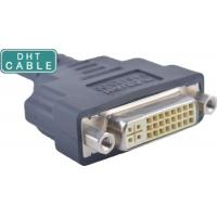 Buy cheap 1.0 Meters DVI SCSI Cable , Custom Cable Assemblies Straight Or R / A Molding Type from wholesalers