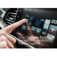 China Low Surface Resistivity Anti Static PET Film For Touch Control Panel Screen Protective on sale