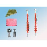 China Railway Composite Polymer Insulator , Single-Insulation Composite Suspension Insulator 25kV wholesale