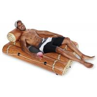 China Adult Customize Log Raft Inflatable PVC Rafts Foats Inflatable Ride - On For Pools on sale