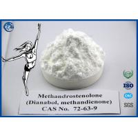 China Muscle Building Dianabol Anabolic Steroids , Cas 72 63 9 Steroid Raw Powder wholesale