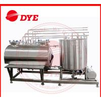 China Electric Brewery Machine Automatic Cip Clean In Place Systems 100L - 5000L on sale