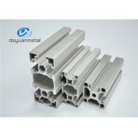 China 5.98 Meter Silver Anodized Aluminium Profiles , Durable Aluminum Extrusion Products wholesale