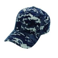 China Trendy Camouflage Sports Dad Hats With Custom Logo Printed 56~60 Cm wholesale
