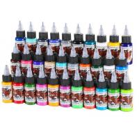 China No Poison Eternal Tattoo Ink Environmental Protection 30ml / bottle on sale