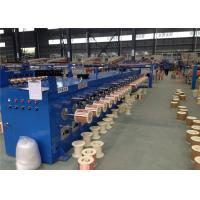 China Hot Pot Tinning Machine Fine Wire Drawing Machine With Continuous Annealing wholesale