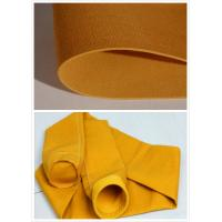 China P84 Polyimide Air Filter Cloth Material With PTFE Membrane  High Effciency Filtration wholesale