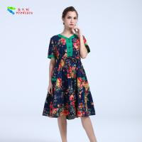 China YIZHIQIU Casual Dresses cotton anti-static dress wholesale