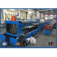 China Customizable Hydraulic Cutting Highway Guardrail Roll Forming Machine on sale