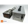 China 20Khz Ultrasonic Soldering Machine , Ultrasonic Soldering Iron For Metallic Dip Tinning wholesale