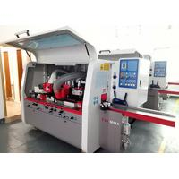 Buy cheap 180 Mm Working Width Four Side Moulder High Precision Woodworking Machine from wholesalers