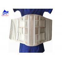 Buy cheap Yellow Color Supportive Waist Back Support Belt For Waist Injury from wholesalers