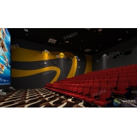 China IMAX 3D Sound Vibration Theater With 2K Projector  For Commercial Use wholesale