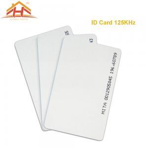 China EM4100 TK4100 125khz Rfid Mifare Card ID Keyfob wholesale
