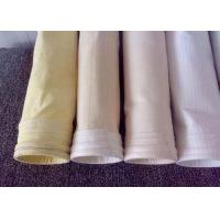 Buy cheap Electric Power Plant PPS Filter Bag Shaker Felt Dust Collection Bags from wholesalers