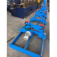 China PU Coated Pipe Turning Rolls For Automatic Feeding And Welding wholesale